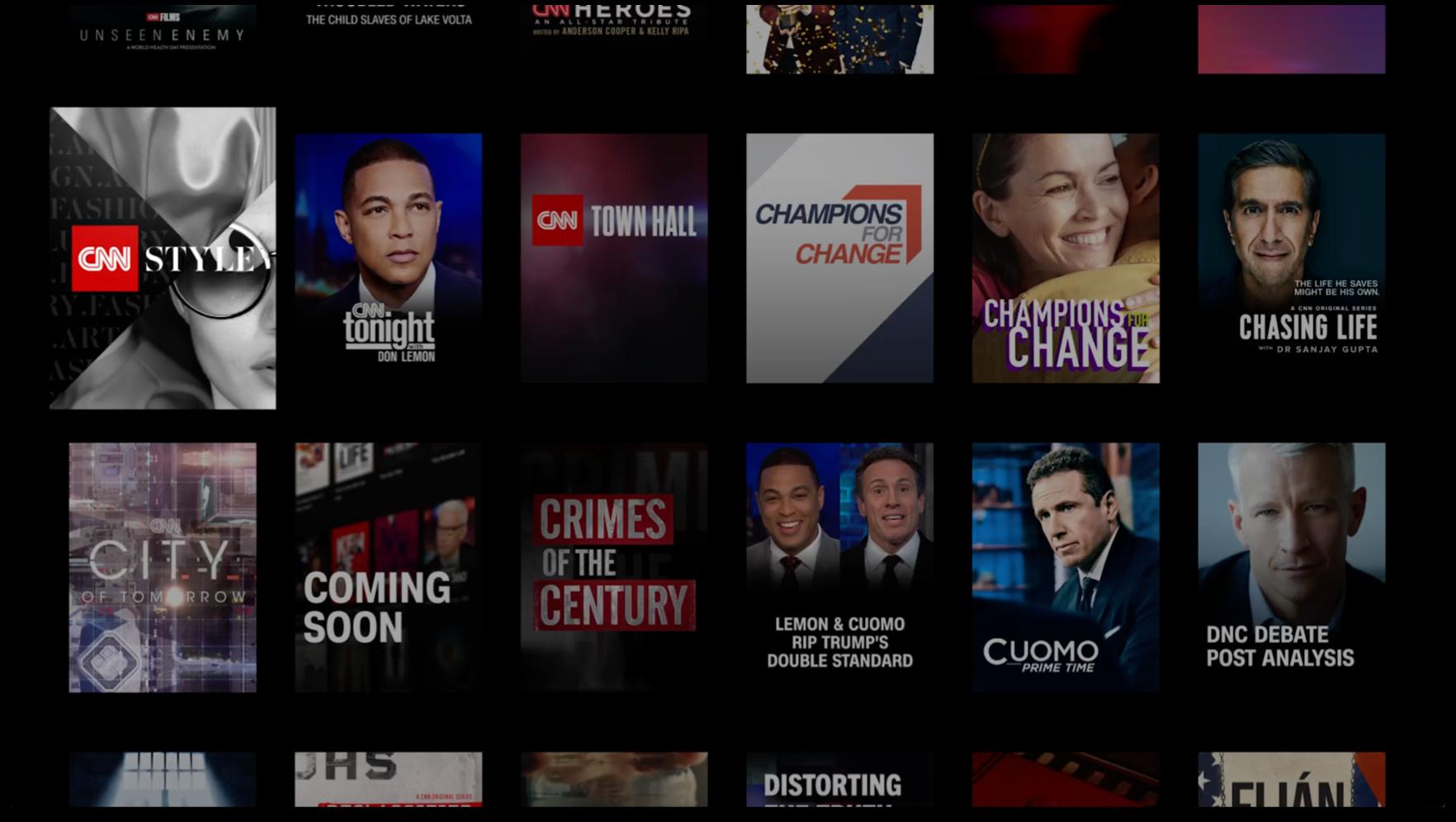 CNN Apple TV 1