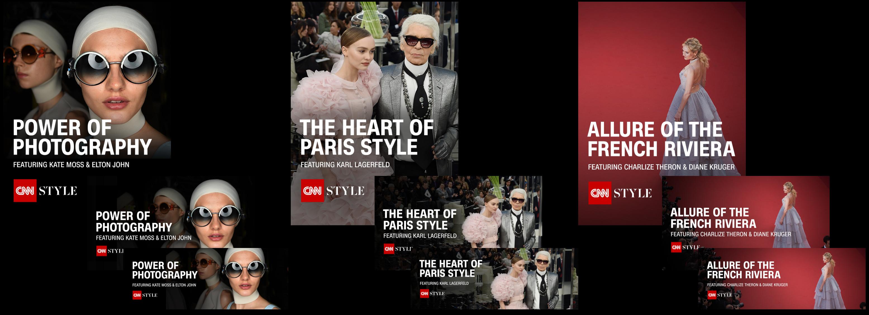 CNN Style episodes